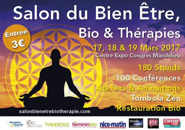 Agenda r2m for Salon du bio